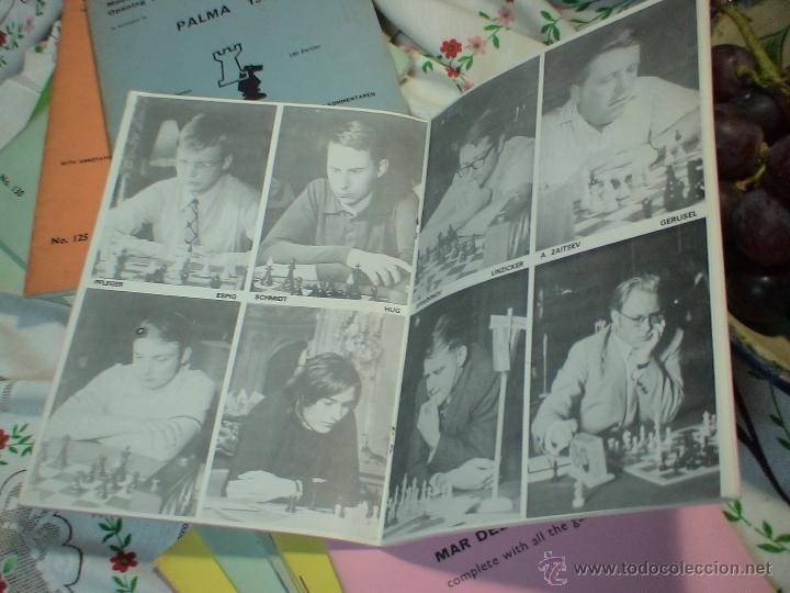 Coleccionismo deportivo: Ajedrez. Chess. Berlin 1971 DESCATALOGADO!!! - Foto 2 - 50679882