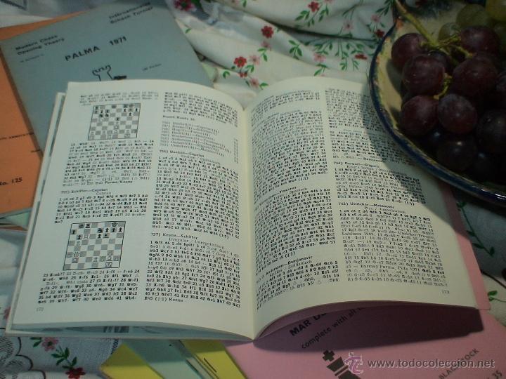 Coleccionismo deportivo: Ajedrez. Chess. Berlin 1971 DESCATALOGADO!!! - Foto 3 - 50679882