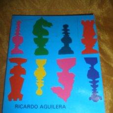 Coleccionismo deportivo: TRATADO ELEMENTAL DE AJEDREZ. RICARDO AGUILERA. EDITORIAL FUNDAMENTOS / AGUILERA 1982 *. Lote 50718505