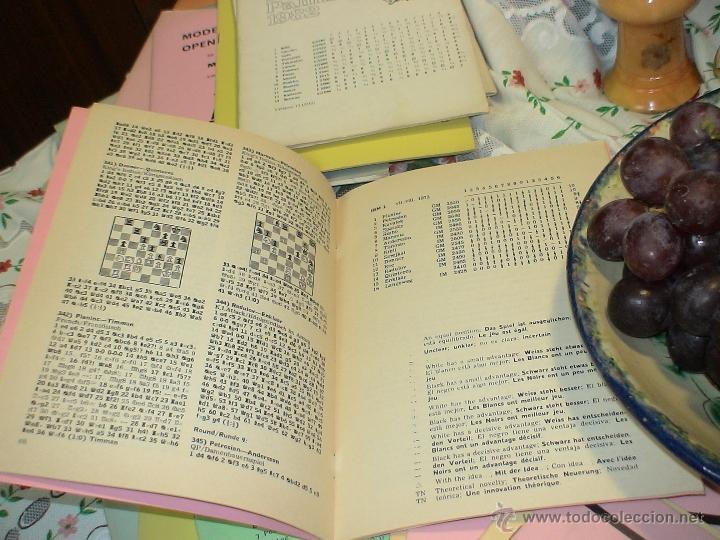 Coleccionismo deportivo: Ajedrez. Chess. Amsterdam 1973 DESCATALOGADO!!! - Foto 2 - 50777497