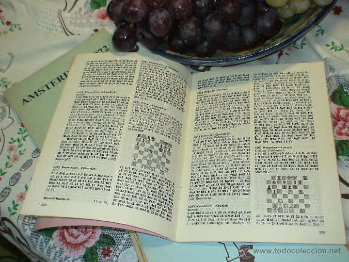 Coleccionismo deportivo: Ajedrez. Chess. Manila 1974 DESCATALOGADO!!! - Foto 2 - 50794638