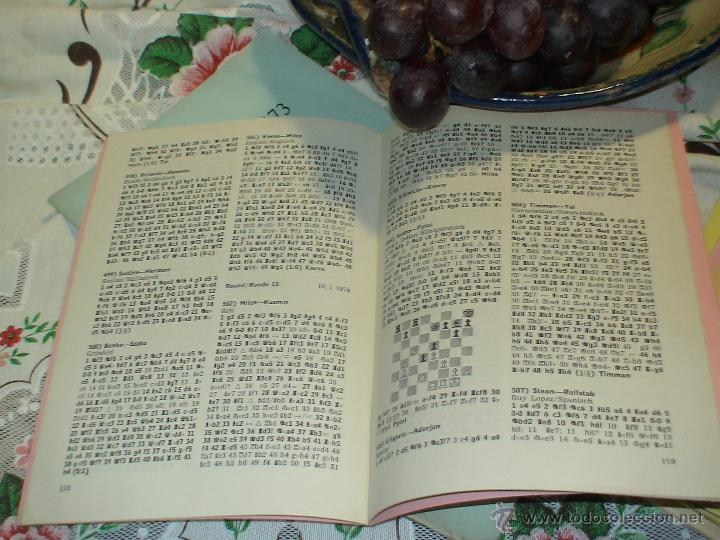 Coleccionismo deportivo: Ajedrez. Chess. Hastings 1973-74 DESCAT6ALOGADO!!! - Foto 2 - 50798555