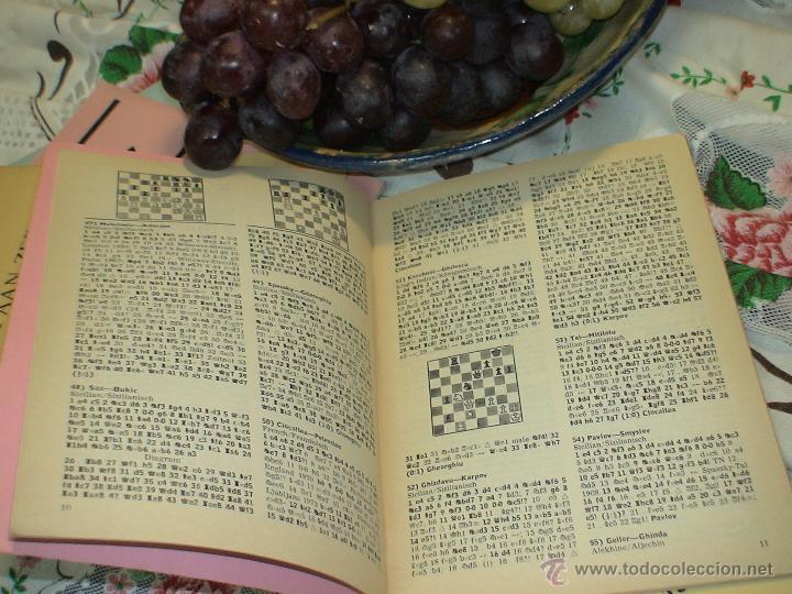 Coleccionismo deportivo: Ajedrez. Chess. Bath 1973 DESCATALOGADO!!! - Foto 2 - 50803693