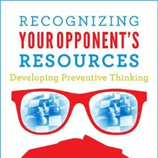 Coleccionismo deportivo: AJEDREZ. CHESS. RECOGNIZING YOUR OPPONENT'S RESOURCES - MARK DVORETSKY. Lote 50828757