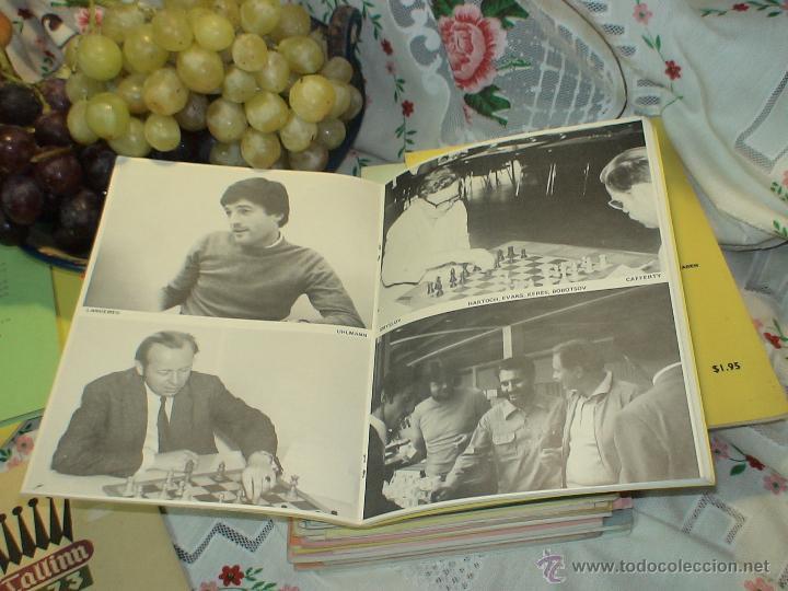 Coleccionismo deportivo: Ajedrez. Chess. IBM, Amsterdam 1971 DESCATALOGADO!!! - Foto 2 - 50904653