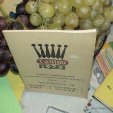 Coleccionismo deportivo: AJEDREZ. TALLIN 1973 INTERNATIONAL CHESS TOURNAMENT DESCATALOGADO!!!. Lote 50904916