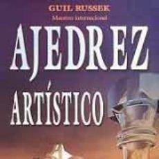 Coleccionismo deportivo: CHESS. AJEDREZ ARTÍSTICO - GUIL RUSSEK. Lote 75293925