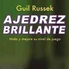 Coleccionismo deportivo: AJEDREZ BRILLANTE - GUIL RUSSEK. Lote 50925422