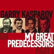 Coleccionismo deportivo: AJEDREZ. CHESS. MY GREAT PREDECESSORS PART I - GARRY KASPAROV. Lote 51077171