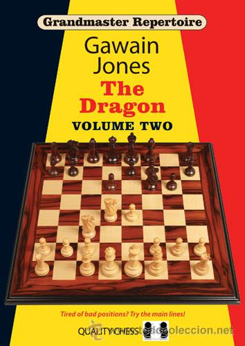 AJEDREZ. CHESS. THE DRAGON VOLUME TWO - GAWAIN JONES (Coleccionismo Deportivo - Libros de Ajedrez)