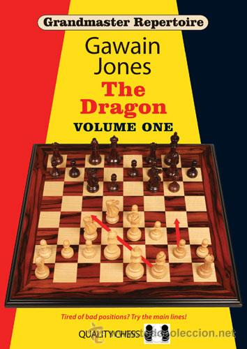 AJEDREZ. CHESS. THE DRAGON VOLUME ONE - GAWAIN JONES (CARTONÉ) (Coleccionismo Deportivo - Libros de Ajedrez)