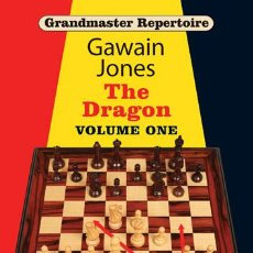 Coleccionismo deportivo: AJEDREZ. CHESS. THE DRAGON VOLUME ONE - GAWAIN JONES (CARTONÉ). Lote 51169575