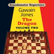 Coleccionismo deportivo: AJEDREZ. CHESS. THE DRAGON VOLUME TWO - GAWAIN JONES (CARTONÉ). Lote 51169619