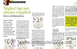 Coleccionismo deportivo: Ajedrez. Revista. Magazine New in Chess 2015/6 - Foto 5 - 51224122