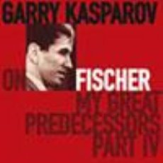 Coleccionismo deportivo: AJEDREZ. CHESS. MY GREAT PREDECESSORS PART IV - GARRY KASPAROV. Lote 51447858