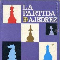 Coleccionismo deportivo: RUBINSTEIN : LA PARTIDA DE AJEDREZ (RICARDO AGUILERA, 1971). Lote 51451046
