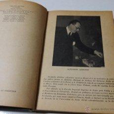 Coleccionismo deportivo: MIS MEJORES PARTIDAS DE AJEDREZ 1924.1937. UNICA EDICION AUTORIZADA.. Lote 51656210