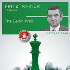 Coleccionismo deportivo: AJEDREZ. CHESS. THE BERLIN WALL - VICTOR BOLOGAN DVD-ROM. Lote 51801759