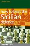 Coleccionismo deportivo: Ajedrez. Chess. How to Beat the Sicilian Defence - Gawain Jones - Foto 1 - 52404109