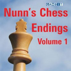 Coleccionismo deportivo: AJEDREZ. NUNN'S CHESS ENDINGS, VOLUME 1 - JOHN NUNN. ENGLISH CHESS FEDERATION BOOK OF THE YEAR 2011. Lote 52708280