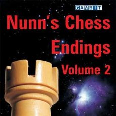 Coleccionismo deportivo: AJEDREZ. NUNN'S CHESS ENDINGS, VOLUME 2 - JOHN NUNN. ENGLISH CHESS FEDERATION BOOK OF THE YEAR 2011. Lote 52716607