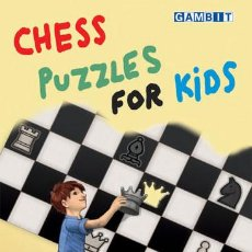Coleccionismo deportivo: AJEDREZ. CHESS PUZZLES FOR KIDS - MURRAY CHANDLER (CARTONÉ). Lote 52757907