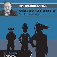 Coleccionismo deportivo: AJEDREZ. CHESS EXPERTISE STEP BY STEP VOL. 4 - EFSTRATIOS GRIVAS DVD. Lote 52936754