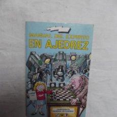 Sports collectibles - MANUAL DEL EXPERTO EN AJEDREZ DE PAUL LANGFIELD - 52964310
