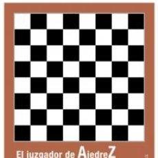 Coleccionismo deportivo: CHESS. EL JUZGADOR DE AJEDREZ - EDUARDO SCALA (ENSAYO). Lote 230697850