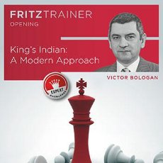 Coleccionismo deportivo: AJEDREZ. CHESS. VICTOR BOLOGAN: KING'S INDIAN: A MODERN APPROACH - VICTOR BOLOGAN DVD-ROM. Lote 53486156