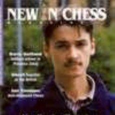 Coleccionismo deportivo: AJEDREZ. REVISTA. MAGAZINE NEW IN CHESS 1998. AÑO COMPLETO. DESCATALOGADO!!!. Lote 53701085