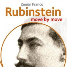 Coleccionismo deportivo: AJEDREZ. CHESS. RUBINSTEIN: MOVE BY MOVE - ZENON FRANCO. Lote 54255498