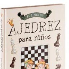 Coleccionismo deportivo: CHESS. EL LIBRO DE AJEDREZ PARA NIÑOS - SABRINA CHEVANNES (CARTONÉ). Lote 54342305