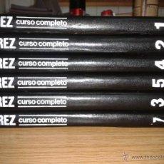 Coleccionismo deportivo: CURSO COMPLETO DE AJEDREZ. Lote 54798288
