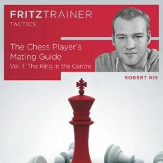 Coleccionismo deportivo: AJEDREZ. THE CHESS PLAYERS'S MATING GUIDE VOL. 1 - ROBERT RIS DVD-ROM. Lote 54918162
