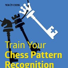 Coleccionismo deportivo: AJEDREZ. TRAIN YOUR CHESS PATTERN RECOGNITION - ARTHUR VAN DE OUDEWEETERING. Lote 56543671