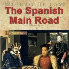 Coleccionismo deportivo: AJEDREZ. CHESS. THE SPANISH MAIN ROAD - EVGENY SOLOZHENKIN. Lote 56605761
