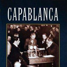 Coleccionismo deportivo: AJEDREZ. CAPABLANCA. A COMPENDIUM OF GAMES, NOTES, ARTICLES ... EDWARD WINTER. Lote 56661262