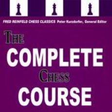 Coleccionismo deportivo: AJEDREZ. THE COMPLETE CHESS COURSE - FRED REINFELD. Lote 57176144