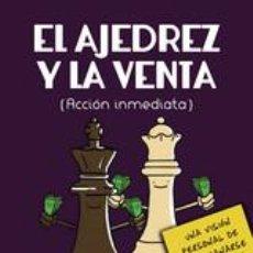 Coleccionismo deportivo: EL AJEDREZ Y LA VENTA - FRANCISCO PICAZO GURINA. Lote 57226735