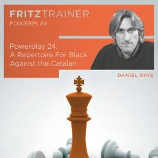 Coleccionismo deportivo: AJEDREZ. CHESS. POWER PLAY 24 - DANIEL KING DVD-ROM. Lote 58064591