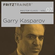 Coleccionismo deportivo: AJEDREZ. CHESS. MASTER CLASS VOL. 7. GARRY KASPAROV - MIHAIL MARIN/DORIAN ROGOZENKO/KARSTEN DVD-ROM. Lote 60407243