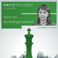 Coleccionismo deportivo: AJEDREZ. CHESS. HOW TO EXCHANGE PIECES - ELISABETH PÄHTZ DVD-ROM. Lote 61720904