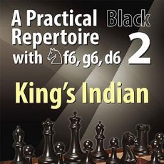 Coleccionismo deportivo: AJEDREZ. CHESS. A PRACTICAL BLACK REPERTOIRE WITH NF6, G6, D6 VOLUME 2: THE KING'S INDIAN DEFENCE -. Lote 64004571