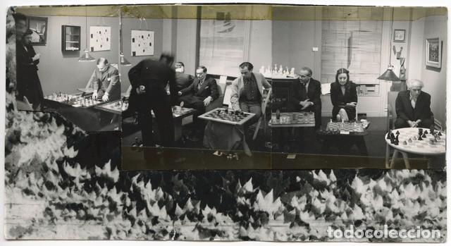 Coleccionismo deportivo: Chess. Fin de partida. Duchamp, el ajedrez y las vanguardias - Fundacio Joan Miro/Fun BBVA (Cartoné) - Foto 5 - 65926802