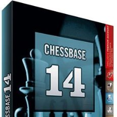 Coleccionismo deportivo: AJEDREZ. CHESS. CHESSBASE 14. STARTER PACKAGE -THE CHESSBASE TEAM DVD-ROM. Lote 68716793