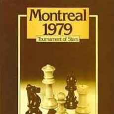 Coleccionismo deportivo: AJEDREZ TAL MONTREAL 1979, TOURNAMENT OF STARS KARPOV CHESS ECHECS SCHACH. Lote 68785209