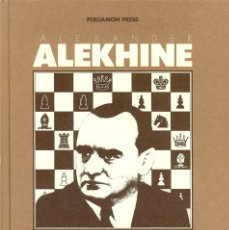 Coleccionismo deportivo: AJEDREZ ON THE ROAD TO THE WORLD CHAMPIONSHIP, 1923-27 ALEKHINE CHESS. Lote 68786749