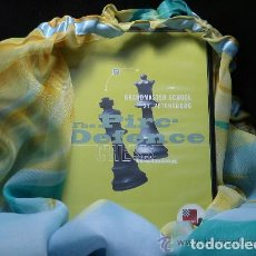 Coleccionismo deportivo: AJEDREZ. CHESS TRAINING: THE PIRC-DEFENCE - GRANDMASTER SCHOOL ST. PETERSBURG PC. CD ROM DESCATALOGA. Lote 32595366