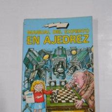 Coleccionismo deportivo - MANUAL DEL EXPERTO EN AJEDREZ - PAUL LANGFIELD. TDK138 - 77813221